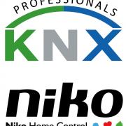logo knx domotica